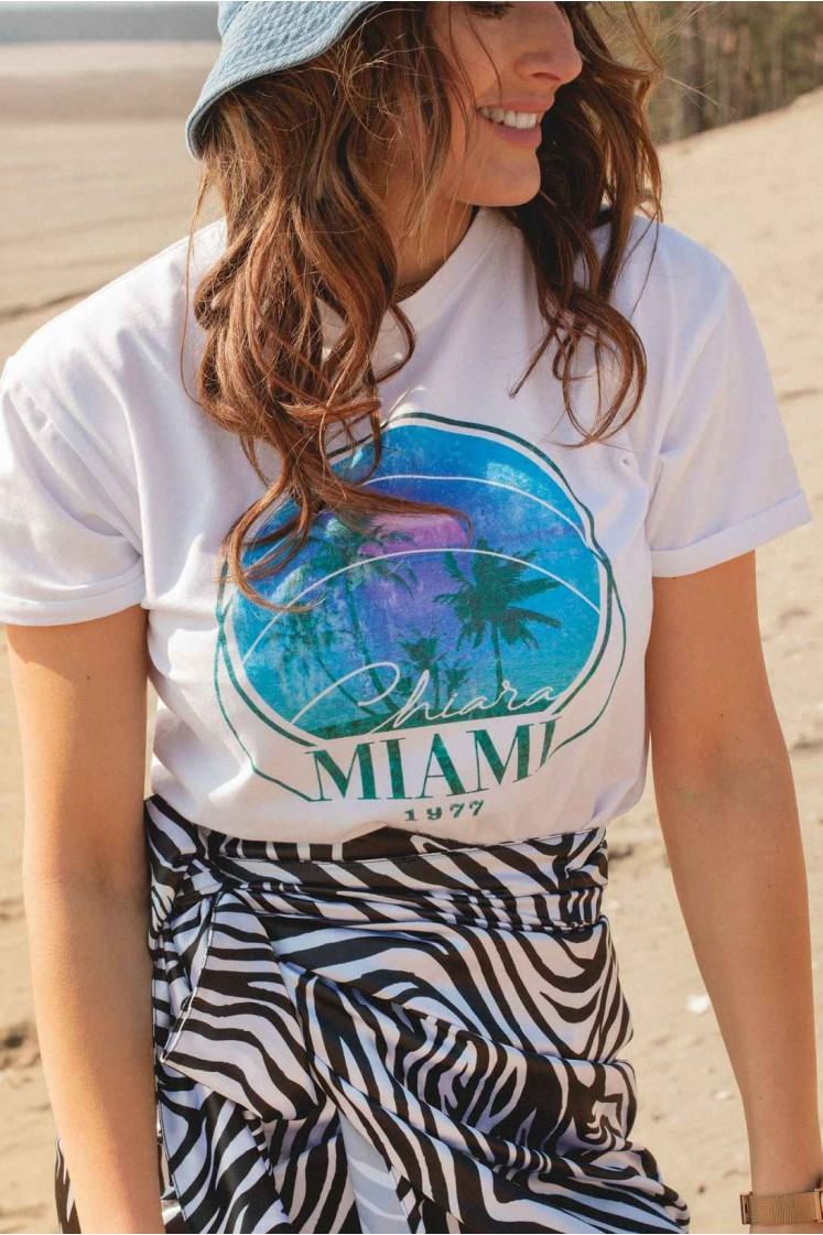 t-shirt-damski-miami-blue-white